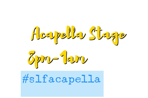 Acapella Stage