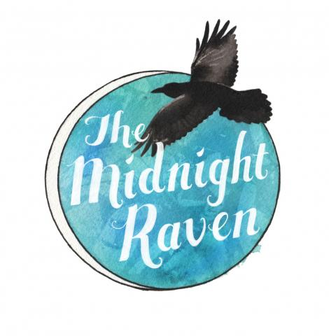 the Midnight Raven Logo