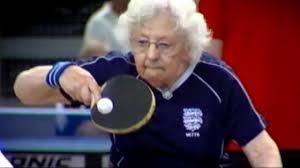 Ping Pong is an Olympic Sport!